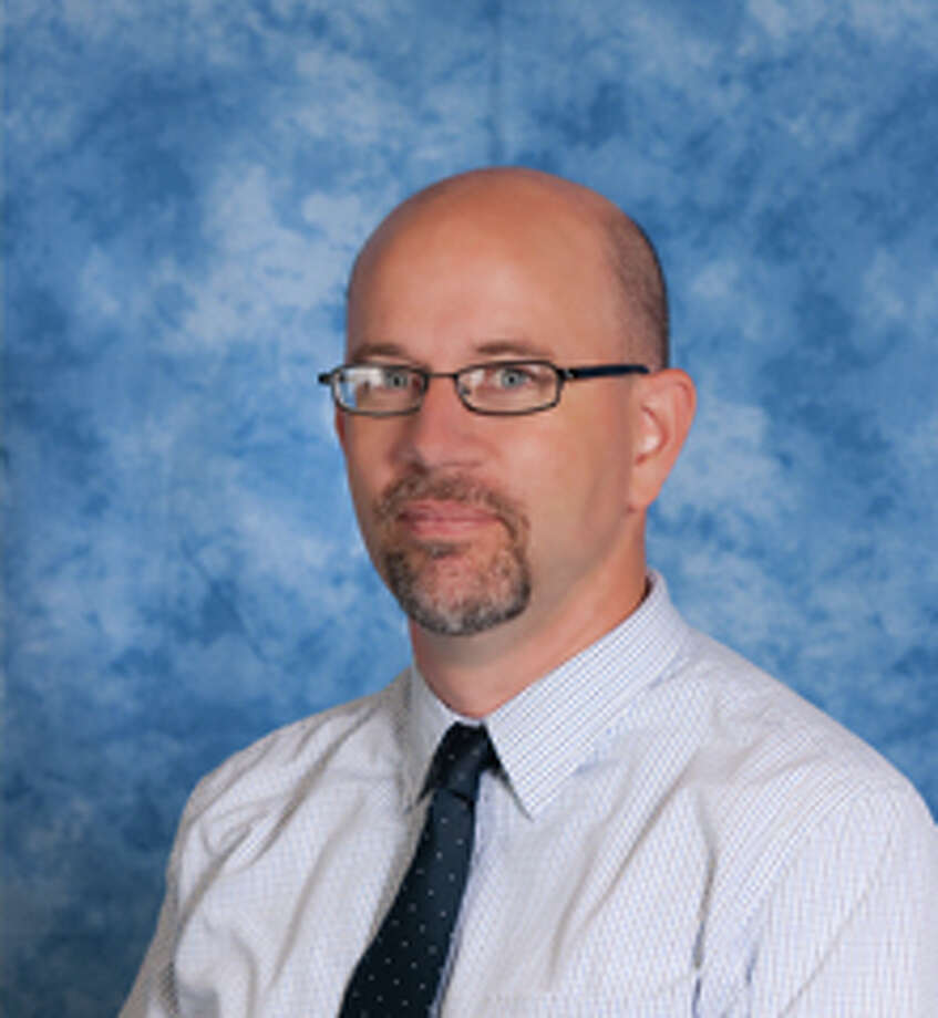 Michael McDonough, Bellaire High School principal, formerly principal of Westside High School. Photo: Michael McDonough