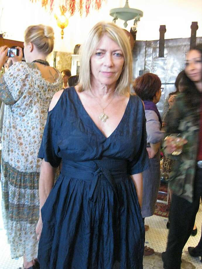 Kim Gordon Photo: Kimberly Chun