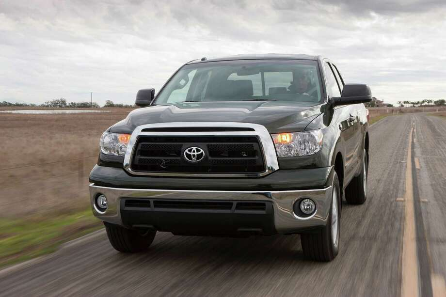 The Tundra is made at Toyota's plant in San Antonio. Photo: David Dewhurst, COURTESY PHOTO / Copyright 2008 Dewhurst Photography All Rights Reserved