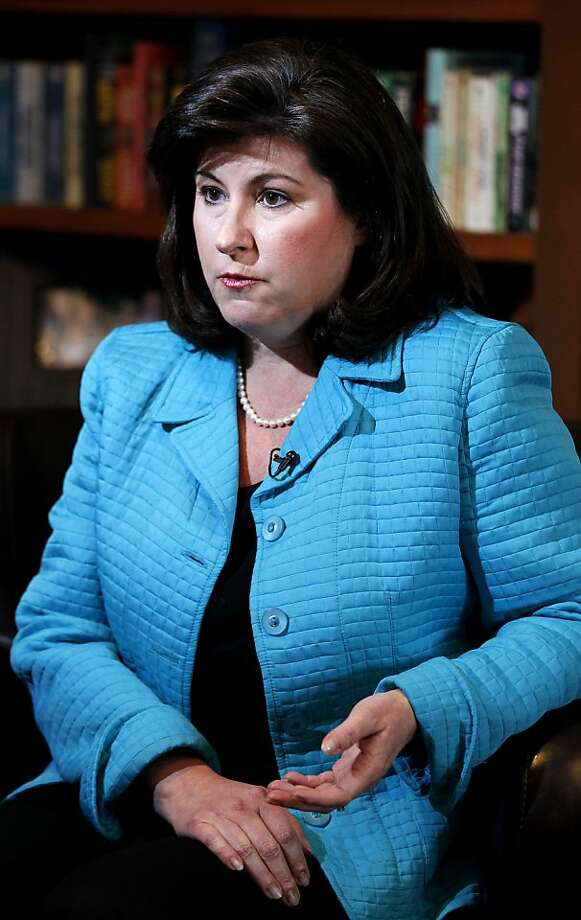 Karen Handel, hired in April 2011 as a vice president, resigned after Komen backtracked on grants to Planned Parenthood. Photo: John Bazemore, Associated Press