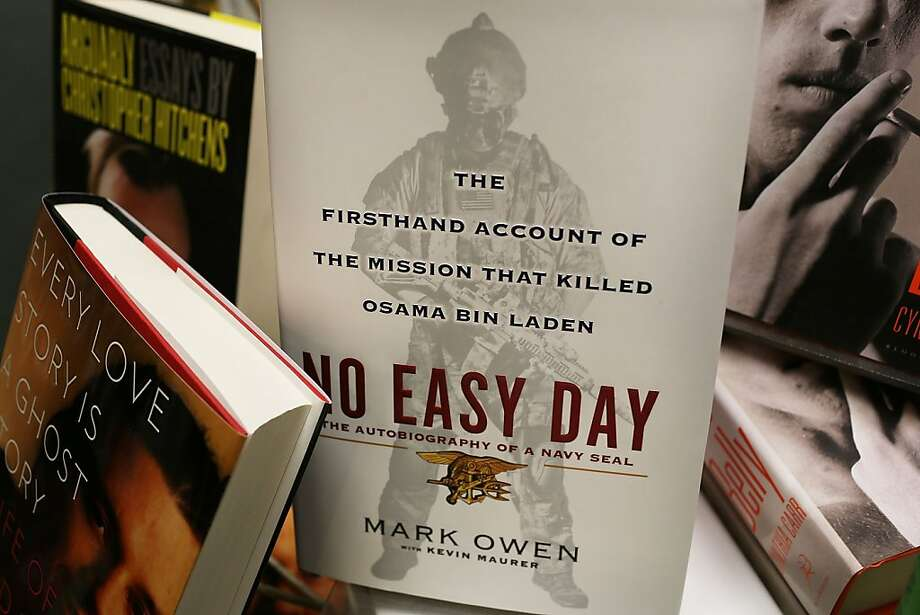 The book debuted at No. 1 on Amazon's best-seller list Tuesday. Photo: Spencer Platt, Getty Images