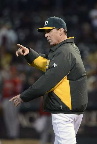 Bob Melvin played for Showalter and was on a staff that replaced him. Photo: Thearon W. Henderson, Getty Images
