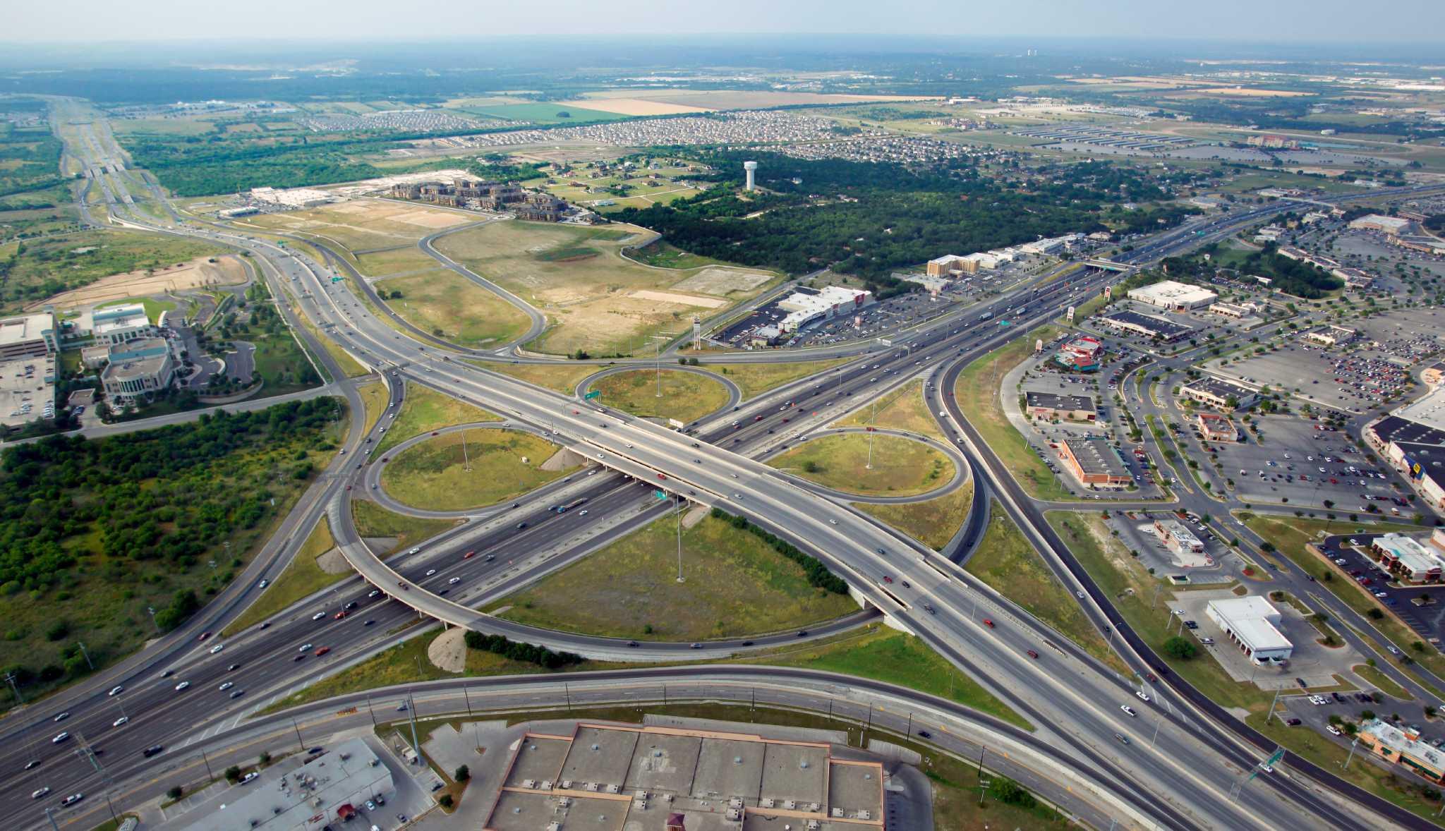 Bexar County's worst jams? I-35 - San Antonio Express-News