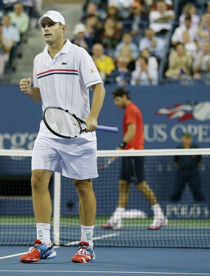 With Andy Roddick set to retire after the U.S. Open, a reader says we should savor the grace and elegance he exhibits both on and off the court. Photo: Darron Cummings, Associated Press / AP