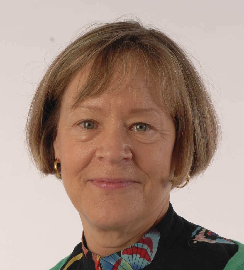 Heidi Hadsell, Ph.D., president of Hartford Seminary and professor of social ethics, will address the Senior Menís Club of New Canaan in Morrill Hall at St. Markís Church on Friday, Sept. 14, 2012, at 10 a.m. Photo: Contributed Photo