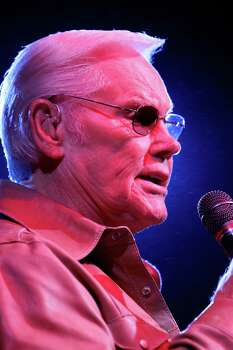 INDIO, CA - MAY 04:  Singer/songwriter George Jones performs during day 3 of Stagecoach, California's Country Music Festival held at the Empire Polo Field on May 4, 2008 in Indio, California.  (Photo by Michael Buckner/Getty Images) Photo: Michael Buckner / Getty Images North America