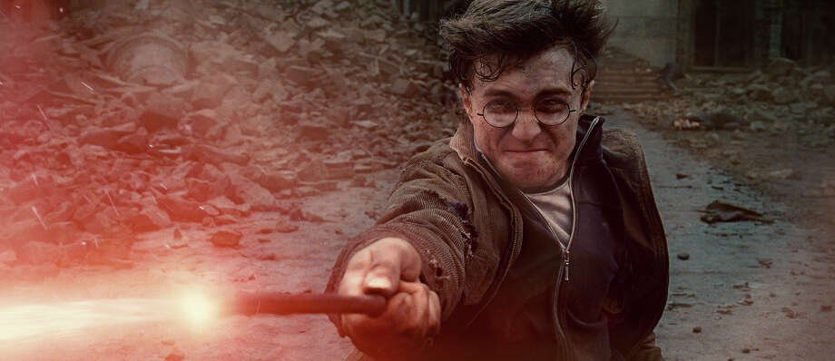 "We saw the stars of ""Harry Potter"" go through puberty with the franchise's eight films in 10 years.  Photo: Photo Courtesy Of Warner Bros. P"
