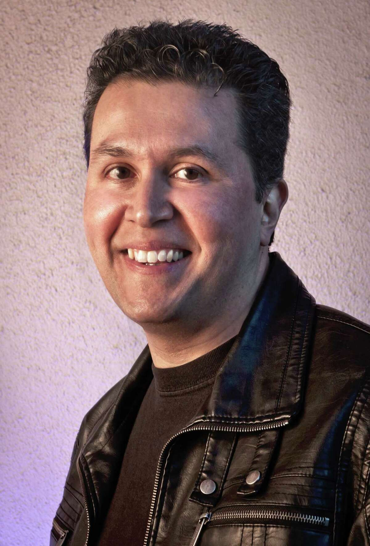 San Antonio fantasy and science fiction artist John Picacio, winner of the 2012 Hugo Award for Best Professional Artist.