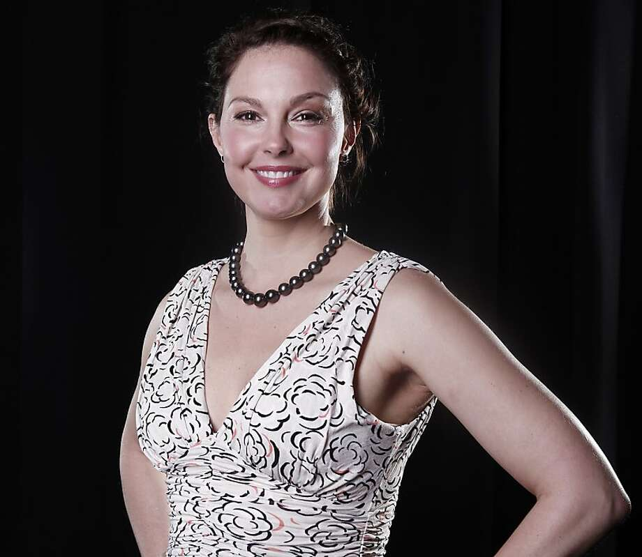 "Outstanding Lead Actress In A Miniseries Or A Movie 2012Ashley Judd as Rebecca Winstone ""Missing"" Photo: Carlo Allegri, Associated Press"