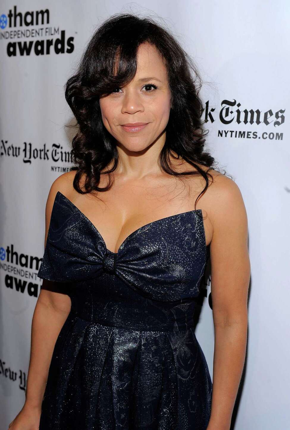 NEW YORK - NOVEMBER 30: Actress Rosie Perez attends IFP's 19th Annual Gotham Independent Film Awards at Cipriani, Wall Street on November 30, 2009 in New York City. (Photo by Jemal Countess/Getty Images for IFP)
