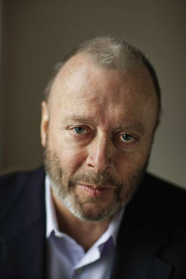Christopher Hitchens Photo: Brooks Kraft, Corbis