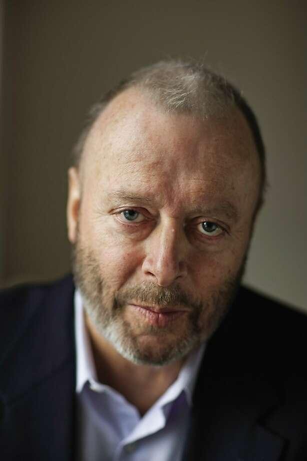 Christopher Hitchens Photo: Brooks Kraft, Corbis