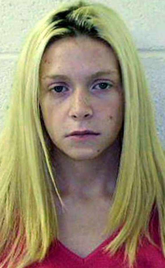 Serena Viccaro was set Sept. 6, 2012 to begin her jury trial as a suspect in the Jan. 18, 2011 robbery at the Main Street branch of Webster Bank in New Milford. Photo: Contributed Photo
