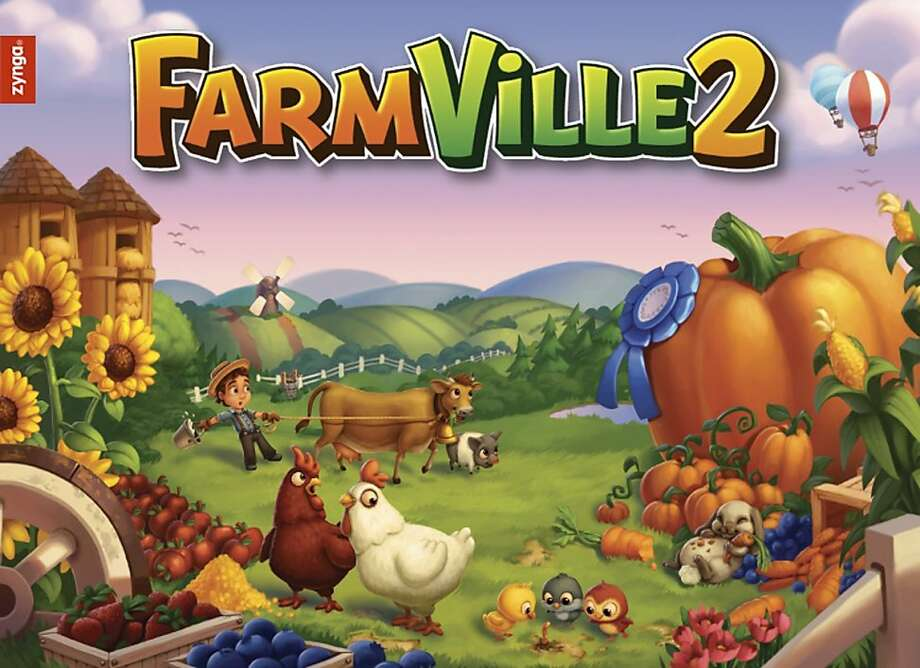 """FarmVille 2"" has richer graphics and makes the moves more interconnected, Zynga says. Photo: Zynga.com"