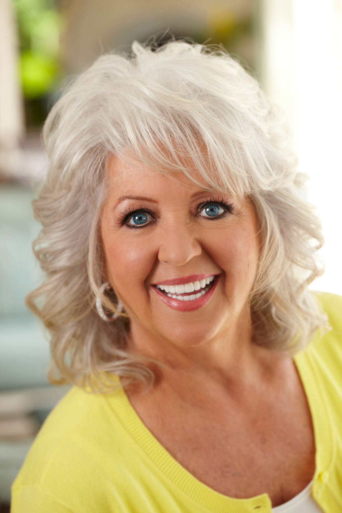 Food Network celebrity and author Paula Deen