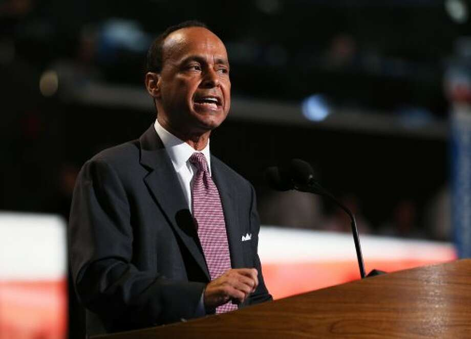 CHARLOTTE, NC - SEPTEMBER 05:  U.S. Rep. Luis V. Gutierrez (D-IL) speaks during day two of the Democratic National Convention at Time Warner Cable Arena on September 5, 2012 in Charlotte, North Carolina. The DNC that will run through September 7, will nominate U.S. President Barack Obama as the Democratic presidential candidate.  (Chip Somodevilla / Getty Images)