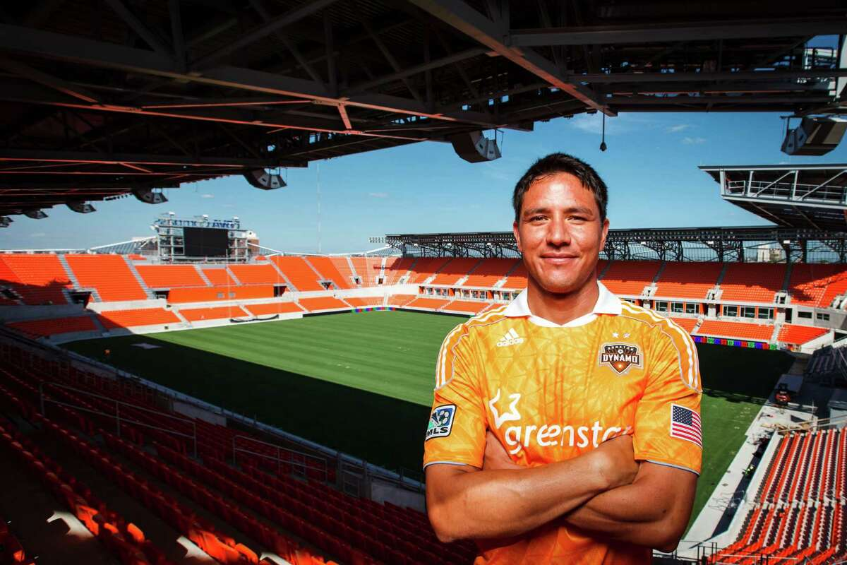 Houston Dynamo player Brian Ching is having a tough year physically and says this may be his last season.