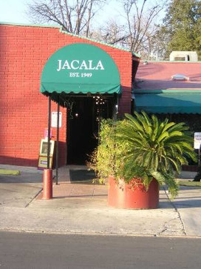 Jacala Mexican Restaurant, 606 West Ave., 210-732-5222, is offering strawberry drink specials for Valentine's Day, 11 a.m.-5 p.m., Feb. 13-17.