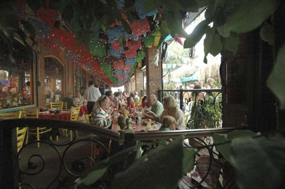 Mi Tierra Restaurant & Bakery: 218 Produce Row, 210-225-1262; $9.50 bowl (Karla Held / San Antonio Express-News file photo)