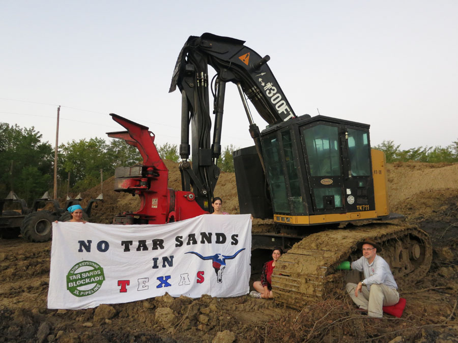 account of the tar sands tragedy and the destruction of the keystone pipeline in canada