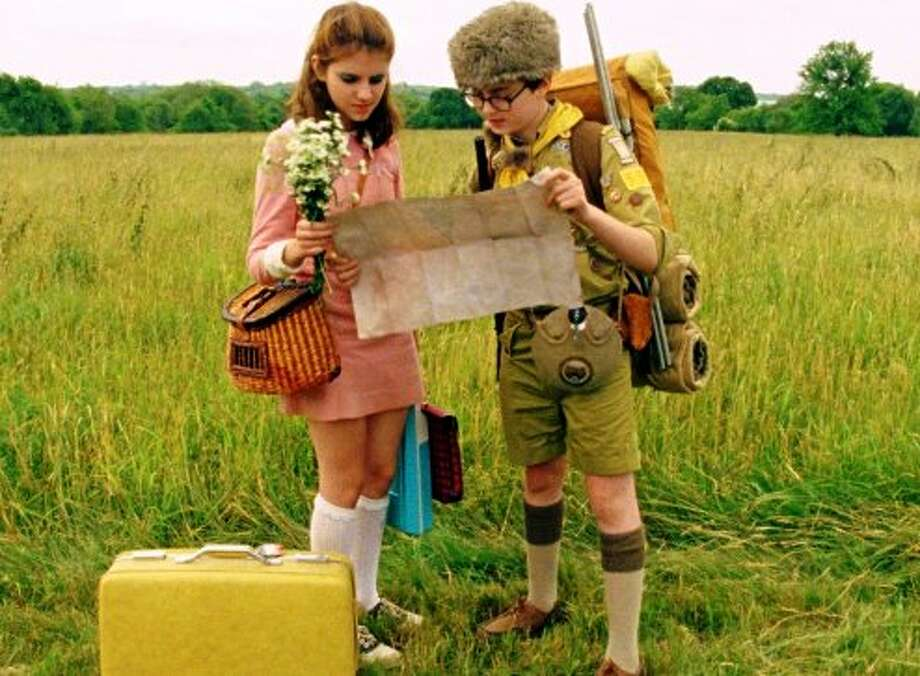 "WINNER, ""Moonrise Kingdom""A close second ($43 million) to ""Marigold"" was Wes Anderson's equally charming, color-saturated tale of two almost-teens escaping to a hidden cove, with a bevy of adults (Bill Murray, Bruce Willis, Frances McDormand, Edward Norton, Tilda Swinton) in hot pursuit. (Focus Features)"