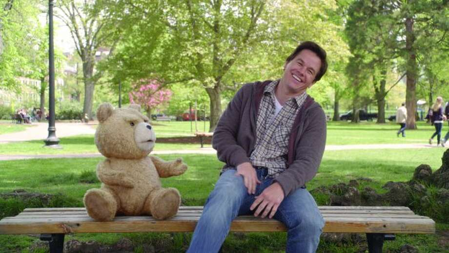 TOP 105. TedA surprise to the Top 10, the foul-mouthed Teddy bear made $216 million. (Tippett Studi / Universal Pictures)