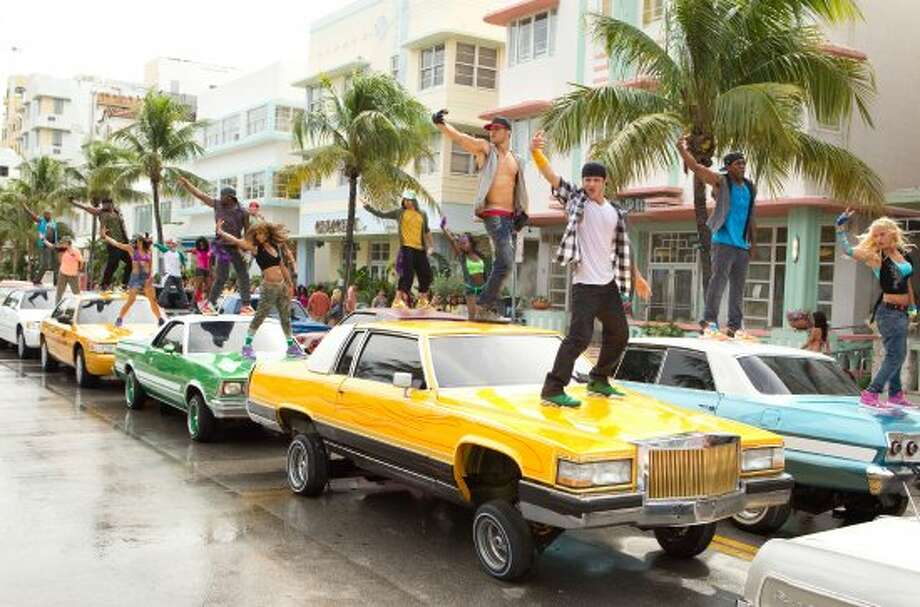 BOTTOM 104. Step Up Revolution $34.2 million (Sam Emerson / Summit Entertainment)