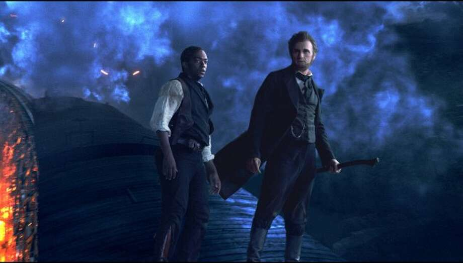 BOTTOM 106. Abraham Lincoln: Vampire Hunter $37.5 million (Alan Markfield / 20th Century Fox)