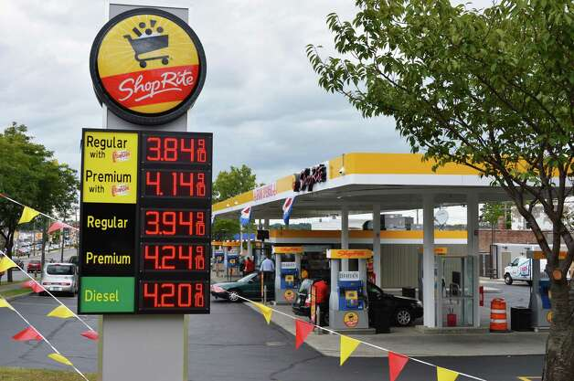 ShopRite gas station opens on Central Avenue in Albany Wednesday Sept. 5, 2012.  (John Carl D'Annibale / Times Union) Photo: John Carl D'Annibale / 00019146A
