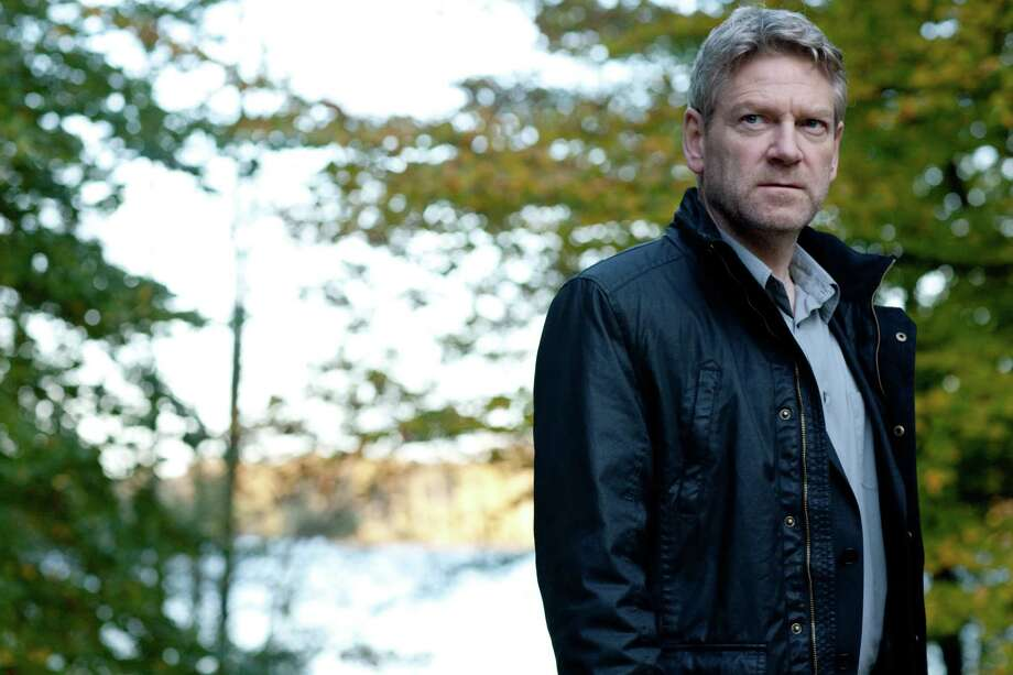 Kenneth Branaugh once again portrays brooding Swedish detective Kurt Wallander in a new trio of disturbing and atmospheric stories on Masterpiece Mystery! Photo: Laurence Cendrowicz/ Left Bank/B