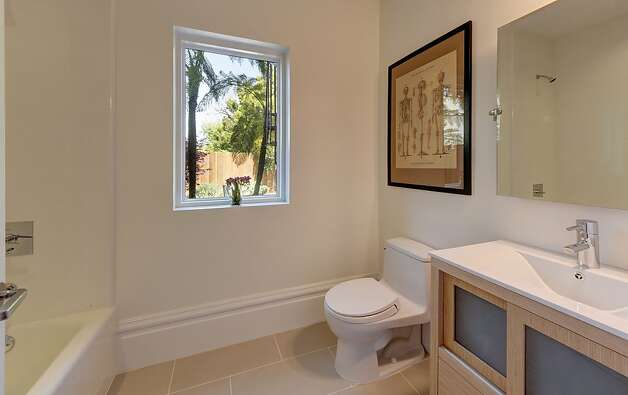 The home has three full bathrooms. Photo: Dan Friedman