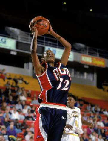 KATRINA McCLAIN -- A standout at Georgia, McClain won Olympic gold in 1988 and 1996, a bronze in 1992 and two FIBA World Championships for Team USA.