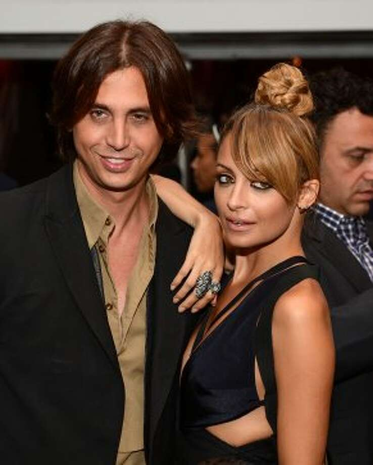Jonathan Cheban and Nicole Richie attend the 9th annual Style Awards during Mercedes-Benz Fashion Week at The Stage Lincoln Center on September 5, 2012 in New York City.   (Andrew H. Walker / Getty Images for Mercedes-Benz F)