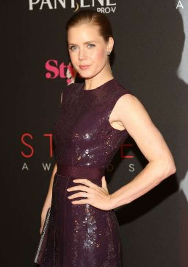 Actress Amy Adams attends the 9th annual Style Awards during Mercedes-Benz Fashion Week at The Stage at Lincoln Center on September 5, 2012 in New York City.   (Astrid Stawiarz / Getty Images for Mercedes-Benz Fashion Week)