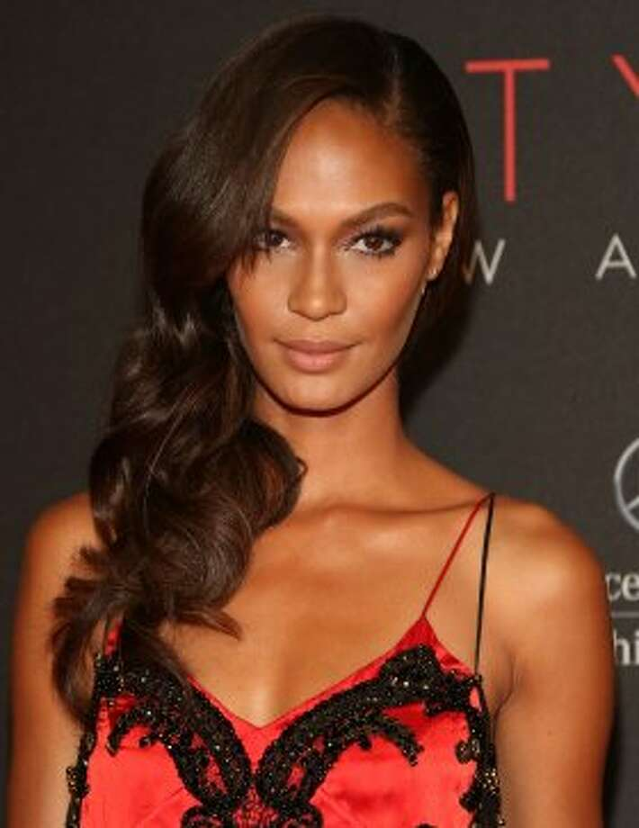 Model Joan Smalls attends the 9th annual Style Awards during Mercedes-Benz Fashion Week at The Stage at Lincoln Center on September 5, 2012 in New York City.   (Astrid Stawiarz / Getty Images for Mercedes-Benz Fashion Week)