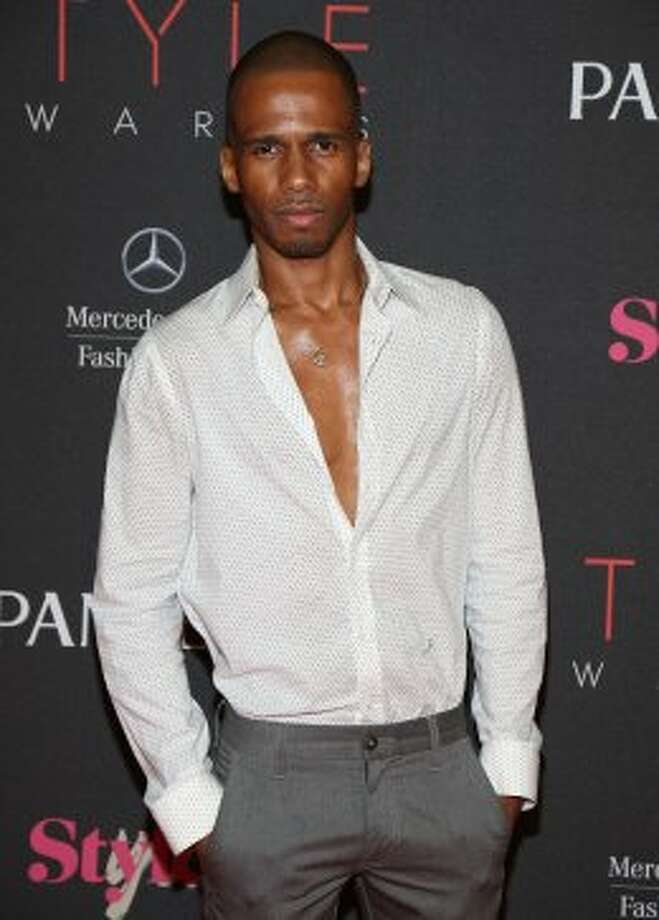 Musician Eric West attends the 9th annual Style Awards during Mercedes-Benz Fashion Week at The Stage at Lincoln Center on September 5, 2012 in New York City. (Astrid Stawiarz / Getty Images for Mercedes-Benz Fashion Week)
