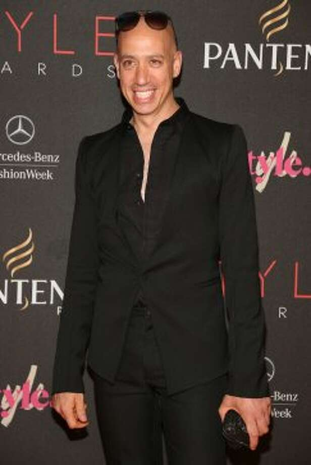 TV personality Robert Verdi attends the 9th annual Style Awards during Mercedes-Benz Fashion Week at The Stage at Lincoln Center on September 5, 2012 in New York City.  (Astrid Stawiarz / Getty Images for Mercedes-Benz Fashion Week)