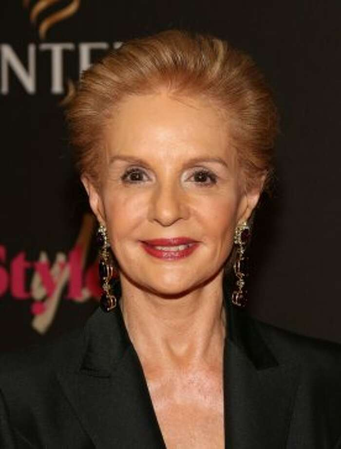 Designer Carolina Herrera attends the 9th annual Style Awards during Mercedes-Benz Fashion Week at The Stage at Lincoln Center on September 5, 2012 in New York City.   (Astrid Stawiarz / Getty Images for Mercedes-Benz Fashion Week)