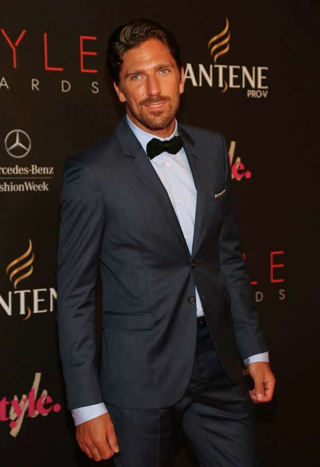 Professional ice hockey player Henrik Lundqvist attends the 9th annual Style Awards during Mercedes-Benz Fashion Week at The Stage at Lincoln Center on September 5, 2012 in New York City.   (Astrid Stawiarz / Getty Images for Mercedes-Benz Fashion Week) Photo: Astrid Stawiarz, (Credit Too Long, See Caption) / 2012 Getty Images
