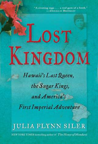 """Lost Kingdom,"" released in January, will appear in paperback before the end of the year, according to author Julia Flynn Siler. Photo: Donna Goldman, Buzz Pictures"