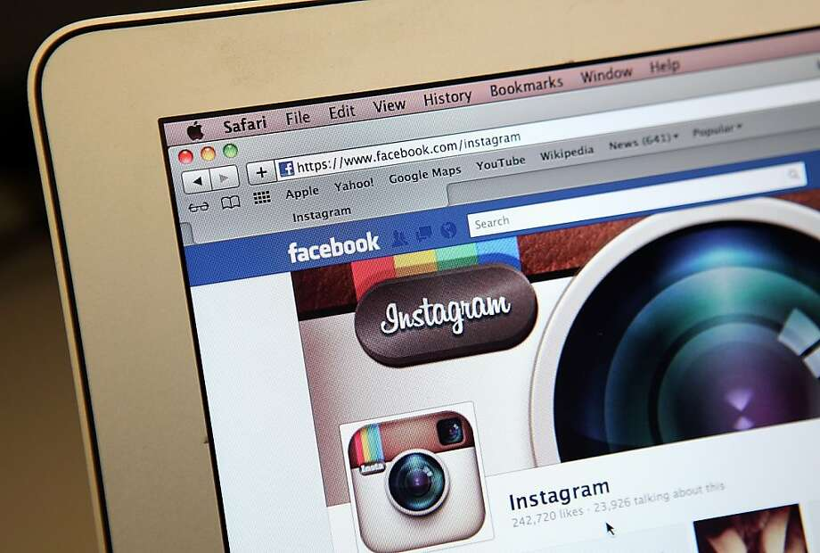 Instagram, the popular photo-sharing app, will move its staff to Facebook's Menlo Park headquarters. Photo: Justin Sullivan, Getty Images