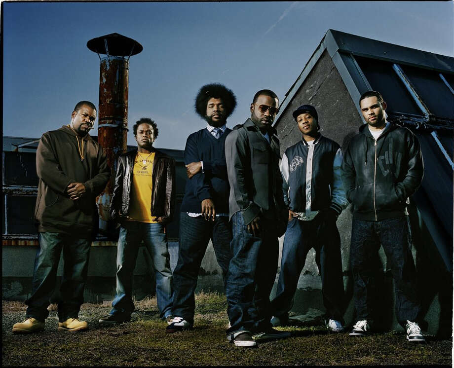 The Roots perform three dates -- on Friday, Sept. 14, 21 and 28 -- at the Capitol Theatre in Port Chester, N.Y. Photo: Contributed Photo