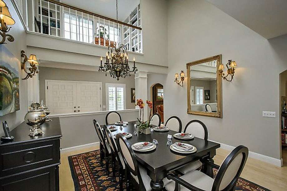 2347 Winged Foot Road, $1.335 million Photo: Coldwell Banker