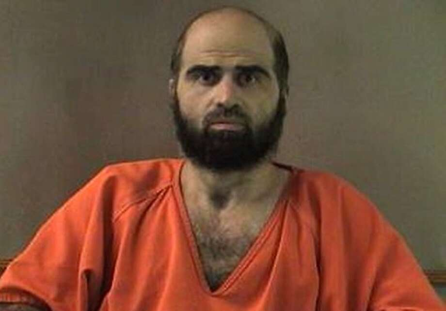 Nidal Hasan is accused of killing 13 people. Photo: Uncredited, Associated Press