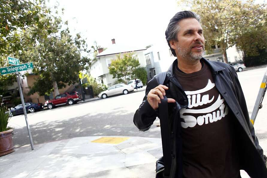 Author Michael Chabon sets his story in the multiethnic neighborhood where he lives, near the bor
