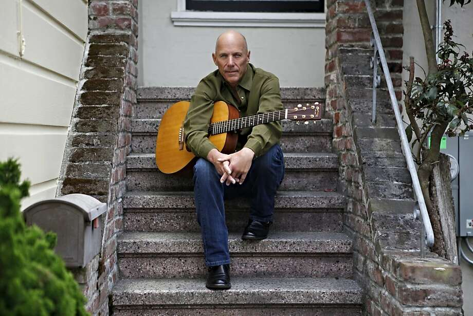 Giants third-base coach Tim Flannery has made 12 CDs, mostly Irish bluegrass with a distinct country flavor. Photo: Beck Diefenbach, Special To The Chronicle