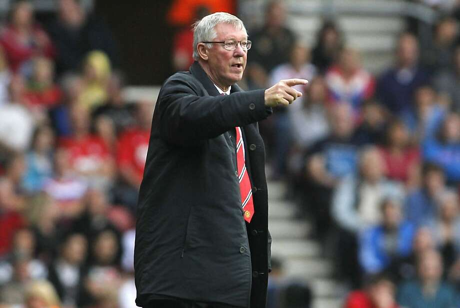 Manchester United coach Alex Ferguson was victorious in his 1,000th Premier League match Sunday. Is retirement near? Photo: Sang Tan, Associated Press