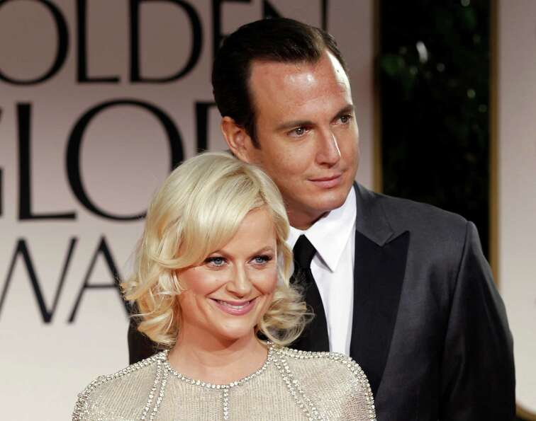 Divorced: Amy Poehler and Will Arnett ended their marriage of 9 years in September. The coupl