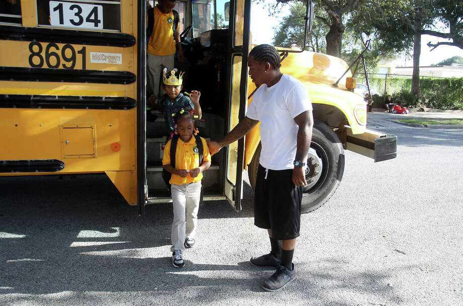 Not every student has a home to return to when that last school bell rings. Back in 2011, Houston's Coalition for the Homeless looked into the number of homeless students within each area school district. See how many your ISD is serving. Photo: Karen Warren / © 2012  Houston Chronicle