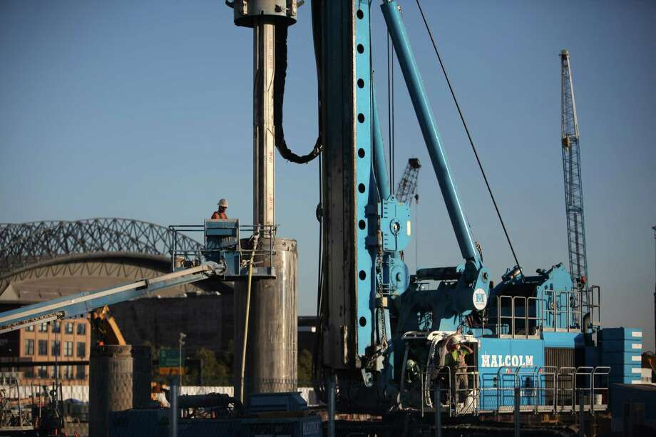 2. The Seattle area gained 6,500 construction jobs between October 2011 and October 2012. Photo: JOSHUA TRUJILLO / SEATTLEPI.COM